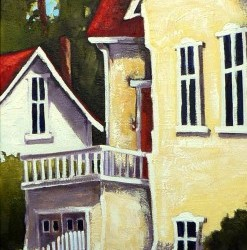 Red Roofs | Price: $2400 | 12x36