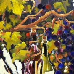 Music and wine | Price: $2600 | 15x30